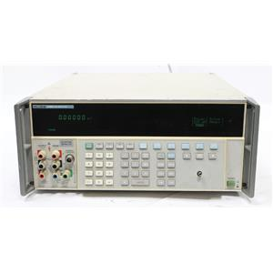 Fluke 5720A Precision Multifunction Calibrator with EP Option AS-IS