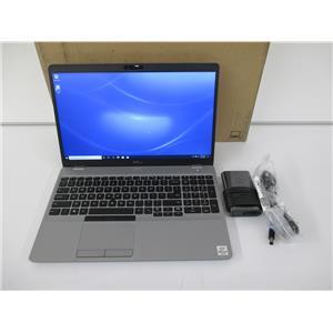 "Dell D5VTK Latitude 5510 15.6"" i5-10310U 16GB 256GB W10P UNUSED w/WARNTY TO 2024"