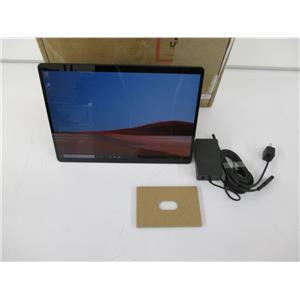 """Microsoft KHL-00001 Surface Pro X LTE SQ1 8GB 256GB SSD Black 13"""" w/WARRANTY"""