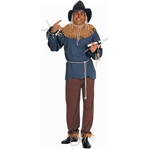 Wizard Of Oz Scarecrow Deluxe Adult Costume