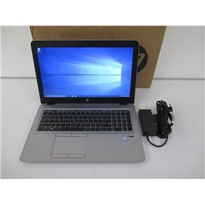 "HP X4A46UC#ABA EliteBook 850 G3 i7-6600U 2.6 GHz 16GB 256GB M.2 15.6"" FHD W10P"