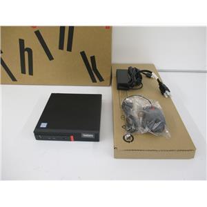 Lenovo 10T8S8E600 ThinkCentre M720q Tiny Desktop i5-8500T 8GB 128GB M.2 W10P