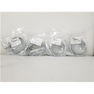 Mindray 0012-00-0620-01 5-Lead ECG/EKG Trunk Cable - Lot of 4
