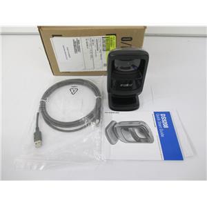Zebra DS9208-SR4NNU21Z Omnidirectional Hands-Free Barcode Scanner - NEW