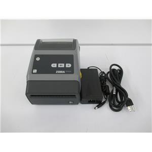Zebra ZD62042-D21F00EZ Direct Thermal Barcode Label Printer ZD620