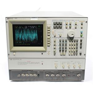 HP 4194A Impedance / Gain-Phase Analyzer With Measurement Unit, Option 350