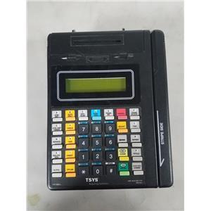 HYPERCOM VITAL CREDIT CARD TERMINAL & CARD READER T7PLUS RRE01 AS IS