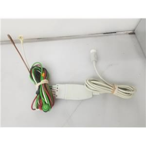 Philips M1668A Trunk Cable w/ M1644A 5-Lead ECG Cable