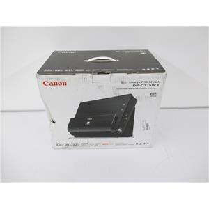 Canon 3259C002 imageFORMULA DR-C225W II Office Document Scanner - NEW, OPEN BOX