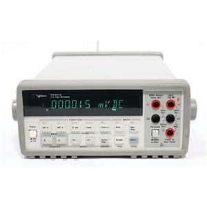 HP / Agilent 34401A 6½ Digit Digital Multimeter