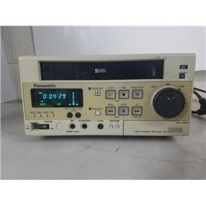 PANASONIC AG-MD830 CASSETTE RECORDER