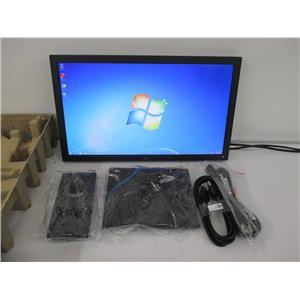 """Dell E1920H - LED monitor - 19"""" - BLACK OPEN/UNUSED WARRANTY TO 7/21/23"""