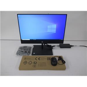 "HP 7YB08UT#ABA 21.5"" ProOne 600 G5 - AIO Desktop - Core i5-9500 8GB 1TB W10P"