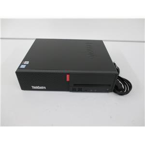Lenovo ThinkCentre M920s - SFF Desktop - Core i7-8700 8GB 256GB NVMe W10P w/WARR