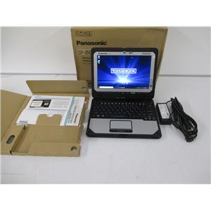 "Panasonic CF-20G5108VM Toughbook 20 -10.1""- Core i5-7Y57 8GB 256GB M.2 W10P"