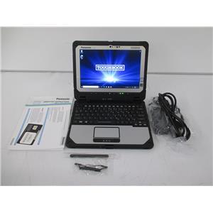 "Panasonic CF-20G5108VM Toughbook 20 -10.1""- Core i5-7Y57 8GB 256GB M.2 W10P - BB"