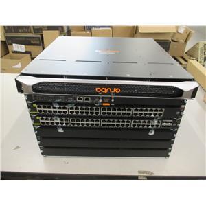 HPE R0X29A Aruba 6405 96-Port 1GbE Class PoE 4 and 4-Port SFP56 Switch