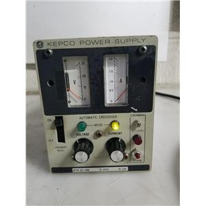 KEPCO ATE25-2M DC POWER SUPPLY