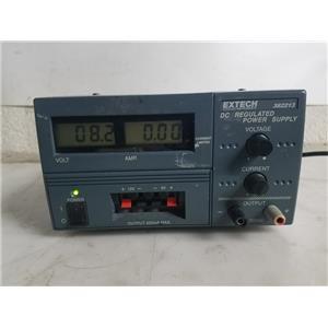 EXTECH 382213 DC REGULATED POWER SUPPLY