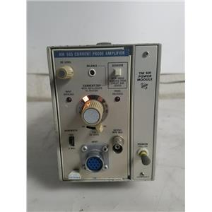 TEKTRONIX AM503 PROBE AMPLIFIER W TM501 POWER MODULE