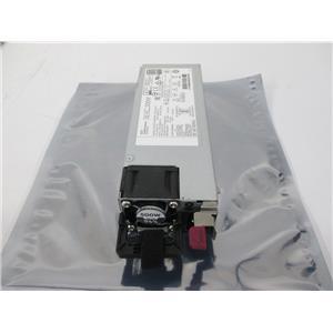 HP 866729-001 500 Watt Power Supply Proliant DL380 Gen10