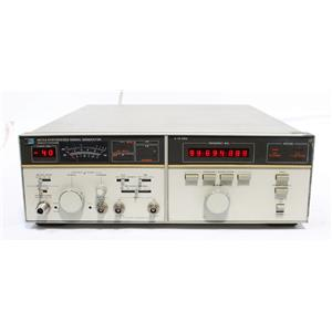 HP / Agilent 8672A 2 to 18 GHz Synthesized Signal Generator