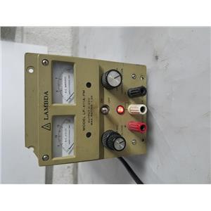 LAMBDA LP-411A-FM REGULATED POWER SUPPLY
