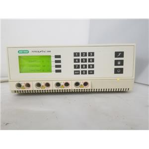 Bio-Rad PowerPac 1000 Programmable Electrophoresis Power Supply