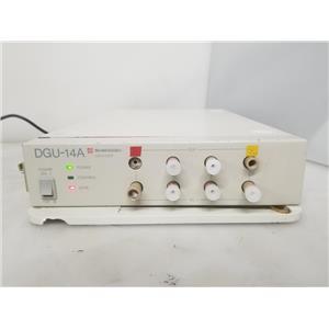 Shimadzu DGU-14A Degasser HPLC Unit