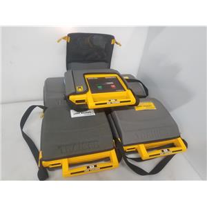 Metronic Lifepak 500T AED Training System - Lot of 5