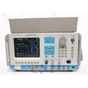 Motorola / GE R2670B Digital RF Communications Analyzer with Tracking Generator