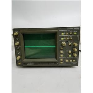LEADER 5872A WAVEFORM MONITORS