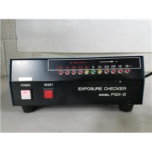 TSUBOSAKA ELECTRIC FGX-2 EXPOSURE CHECKER