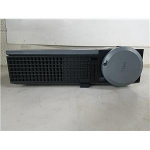 DELL 1510X DLP PROJECTOR (521 LAMP HOURS USED)