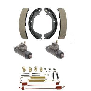 Rear Brake Shoe spring kit Wheel cylinder fits NV 200 Van 2013-2019