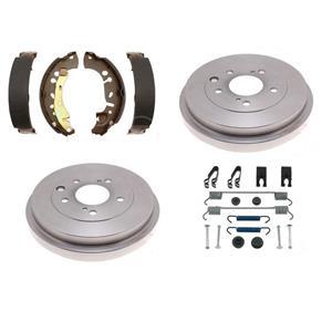 Brake Shoe Drum & Hardware Rear Kit fits Nissan Sentra 2002 2003 2004 2005 2006