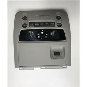 2007-2011 Lexus GS350 Overhead Console Sun Roof SOS Button Door Light Switch