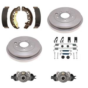 Brake kit fits Honda Civic 1.7L Drums Brake Shoes cylinders Spring Kit 2001-2005