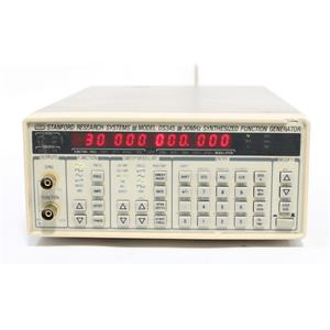 Stanford SRS DS345 30MHz Digital Synthesized Function Generator