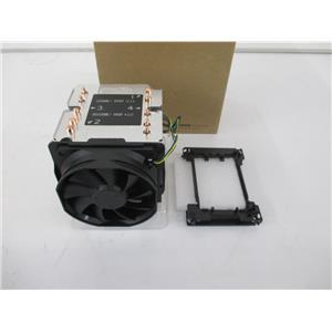 Dynatron B11 Socket FCLGA3647 Narrow ILM 80x80x25mm PWM Fan, Aluminum heatsink