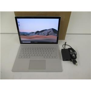 "Microsoft SKR-00001 Surface Book 3 -13.5""- Core i5-1035G7 8GB 256GB SSD W10P"