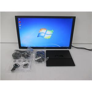 "Acer UM.UV6AA.C06 Acer V246HQL Cbi 23.6"" 16:9 1920 x 1080 LCD Monitor - NOB"
