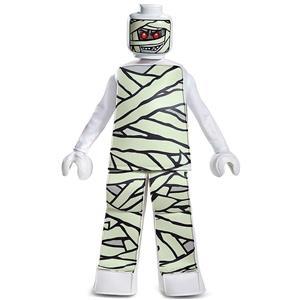 Lego Mummy Prestige Child Costume Medium 7-8