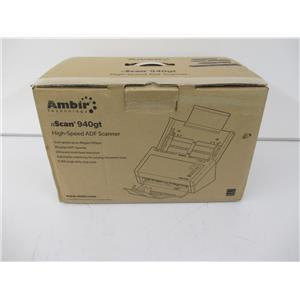 Ambir DS940GT-AS Ambir nScan 940gt - Document Scanner - desktop - USB 2.0 - NOB