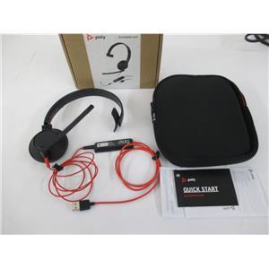 Plantronics 207577-01 Blackwire 5210 USB Type-A Mono On-Ear Headset