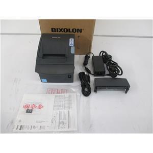 Bixolon SRP-350IIICOEG Thermal Receipt Printer - USB/Ethernet, Black