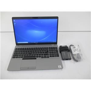 "Dell VVGGR Latitude 5511 -15.6"" i5-10300H 8GB 256GB PCIe W10P 9/24/23 WARRANTY"