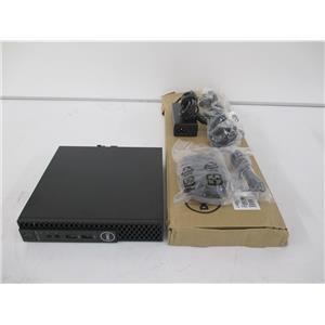 Dell PYYVW OptiPlex 3070 MFF i3-9100T 4GB 500GB W10P WARRANTY TO 12/10/23