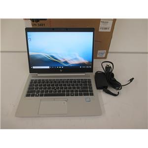"""HP 7KK40UT#ABA EliteBook 840 G6 -14"""" i7 8665U 16GB 512GB NVMe W10P OPEN/UNUSED"""