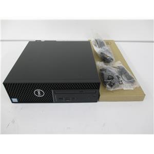 Dell 7FJ73 Precision 3431 SFF i5-9500 8GB 1TB W10P WARRANTY TO 6/2/23